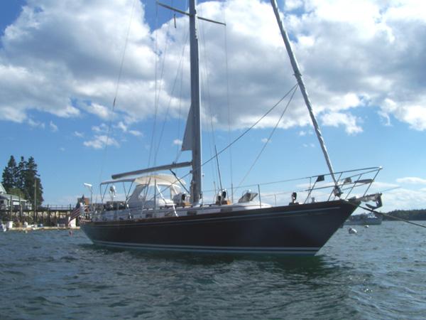 Charter Yacht ASHLANA
